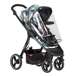 Image of Phil and Teds Raincover, Mod Stroller (3015625443)