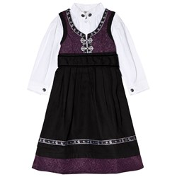 Salto Pike Purple Party Outfit