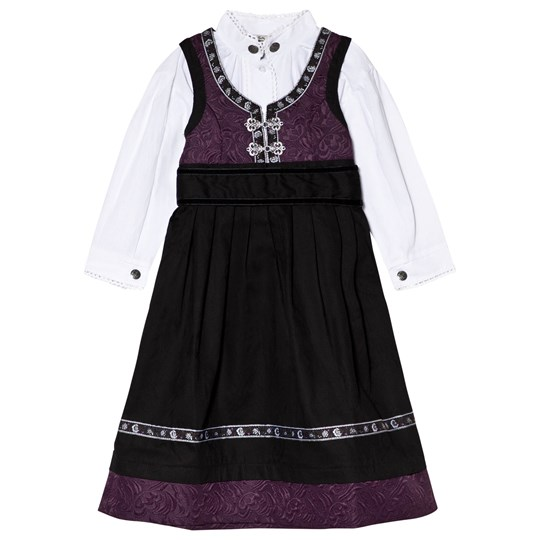 Salto Pike Purple Party Outfit Lilla