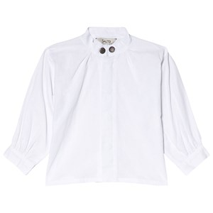 Image of Salto White Vest Shirt 104 cm (3015622009)