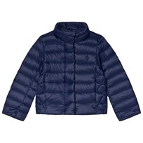 Ralph Lauren Navy Quilted Jacket 002
