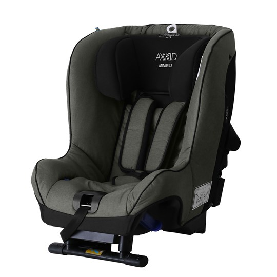 Axkid Minikid (2018) Carseat Rear-Facing 0-25kg Green Green