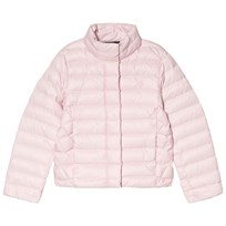 Ralph Lauren Pink Quilted Down Jacket 001