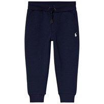 Ralph Lauren Navy Double Knit Track Pants 001