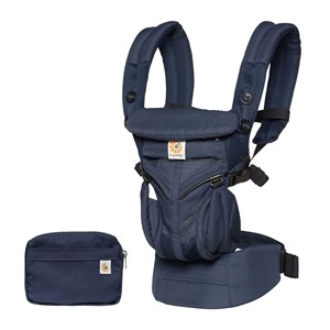 Image of Ergobaby BabyCarrier Omni 360 Cool Air Midnight Blue One Size (1105236)