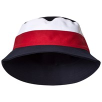 Tommy Hilfiger Vändbar Solhatt Corporate 902