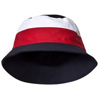 Tommy Hilfiger Vändbara Solhatt Corporate 902
