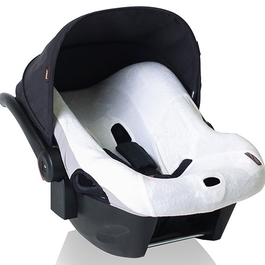 Mountain Buggy Protect Summer Car Seat Cover White