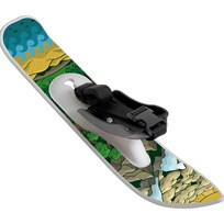 Mountain Buggy Skis to strollers, Universal White