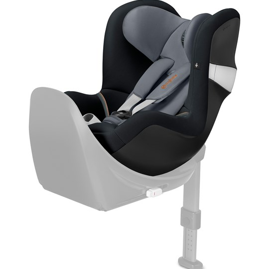 Cybex Sirona M2 i-Size Bilbarnstol Pepper Black Pepper Black