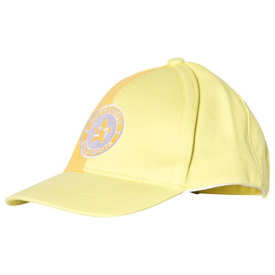Geggamoja Light Yellow Cap L.yellow