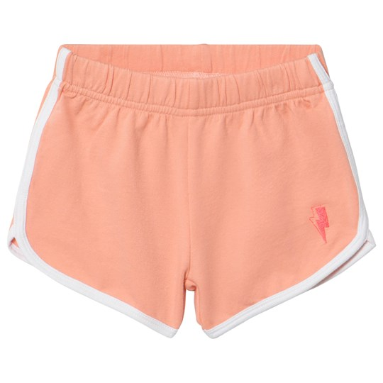 Scamp & Dude Cool Kid Retro Shorts Orange Orange