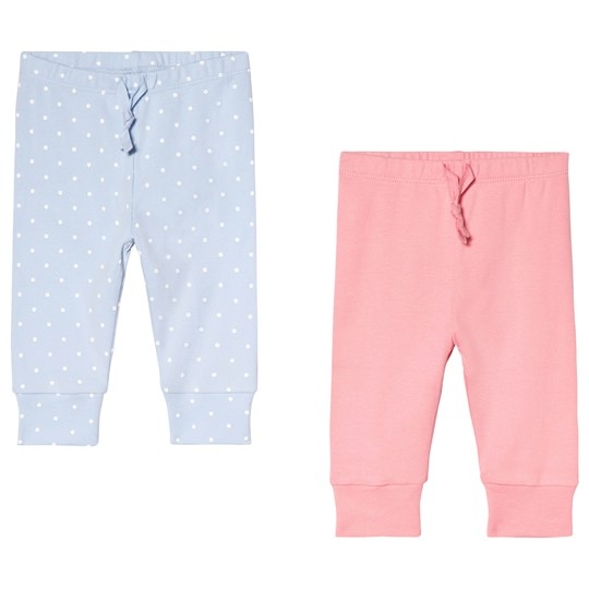GAP Cuddle & Play Pull-On Pants Coral Frost (2 Pack) Coral Frost