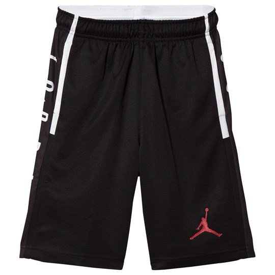 Air Jordan Graphic Shorts Svart 023 (BLACK)
