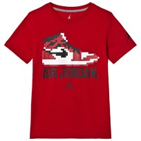 Air Jordan Red Graphic Shoe Tee R78 (GYMRED)