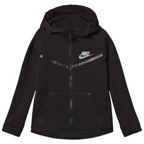 NIKE Black Tech Fleece Full Zip Hoodie 023