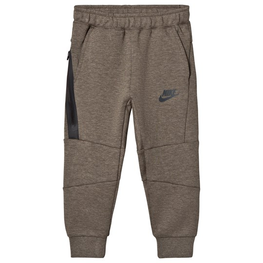 NIKE Grey Heather Tech Fleece Sweatpants X2L