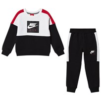 NIKE Red and Black Air Tracksuit U10