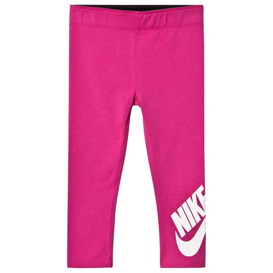 NIKE Pink Branded Leggings A5P