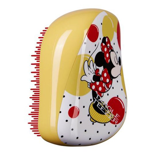 Tangle Teezer Minnie Mouse Compact Styler Sunshine Yellow Minnie Mouse Sunshine Yellow