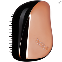 Tangle Teezer Rose Gold & Ivory Compact Styler Rose Gold/Ivory