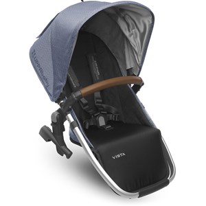 Image of UPPAbaby VISTA 2018 Rumble Seat Henry Blue VISTA 2018 Siblingseat HENRY (3031537057)
