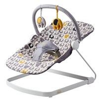 Bababing Float Baby Bouncer Ellie Elephant Grey