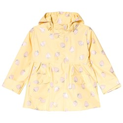 Mini A Ture Charlene MK Printed Jacket Pale Banana