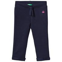 United Colors of Benetton Navy Trousers Navy