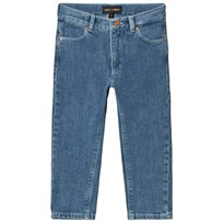 Mini Rodini Denim Jeans Blå Blue