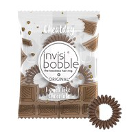 invisibobble Cheat Day Invisibobble® Crazy for Chocolate (3-Pack) Crazy for Chocolate