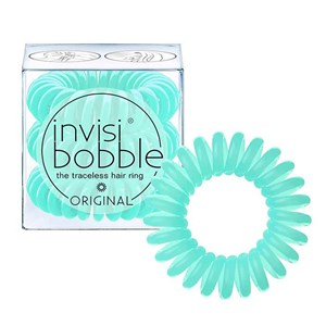 Image of invisibobble Original Invisibobble® Hair Tie Mint to Be (3-Pack) (3017745035)