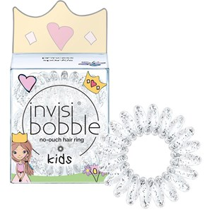 Image of invisibobble Kids Invisibobble® Hair Tie Princess Sparkle (3-Pack) (3017744109)