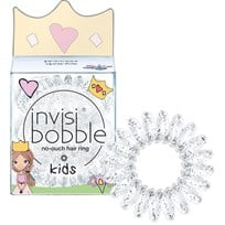 invisibobble Kids Invisibobble® Hair Tie Princess Sparkle (3-Pack) Princess Sparkle