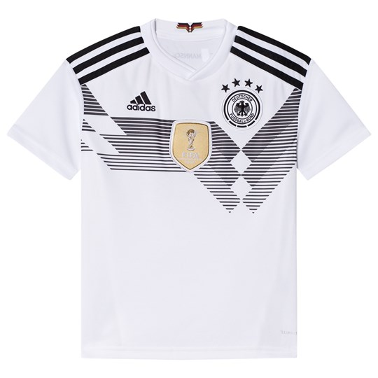 Germany National Football Team Germany 2018 World Cup Home Replica Jersey White