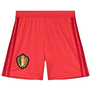 Image of Belgium National Football Team Belgium 2018 World Cup Home Replica Shorts 12-13 years (3017742495)