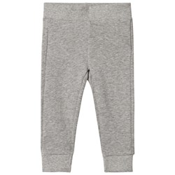 United Colors of Benetton Trousers Grey Melange