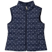 United Colors of Benetton Reversible Waistcoat Navy Navy
