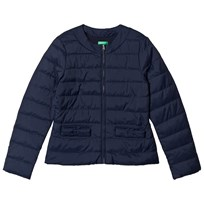United Colors of Benetton Jacket Navy Navy
