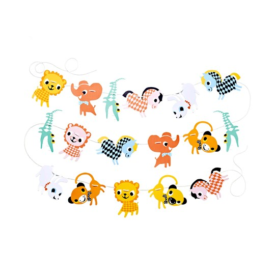Littlephant Cards On A String Friends