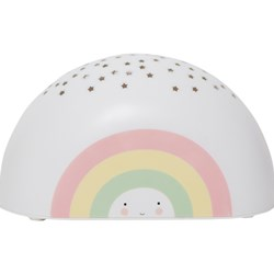 A Little Lovely Company Rainbow Projector Light