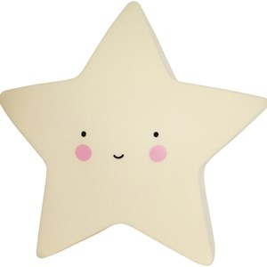 Image of A Little Lovely Company Mini Star Night Light Yellow (3018356849)