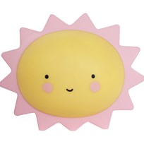 A Little Lovely Company Mini Sun Night Light Multi
