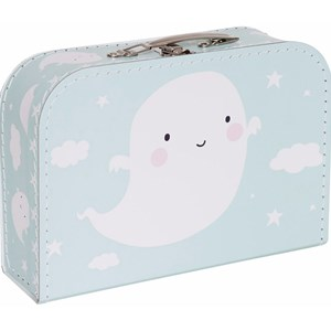 Image of A Little Lovely Company Ghost Suitcase (3056116567)