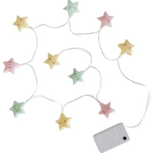Image of A Little Lovely Company Star String Lights (3056116571)