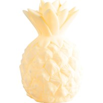 A Little Lovely Company Mini Pineapple Night Light Yellow Yellow