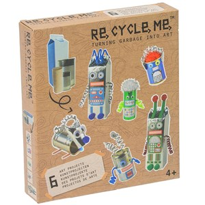 Image of Re-Cycle-Me Robot World Box 4 - 10 years (3056060159)