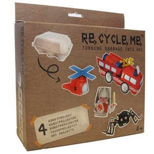 Image of Re-Cycle-Me Egg Box 4 - 10 years (3018743715)