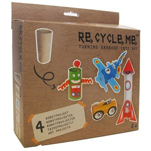 Image of Re-Cycle-Me Toilet Roll Box 1 4 - 10 years (3125238255)