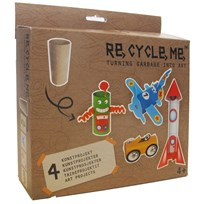 Re-Cycle-Me Toilet Roll Box 1 BROWN